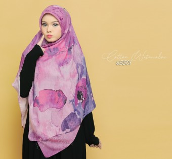 COTTON WATERCOLOR 63501