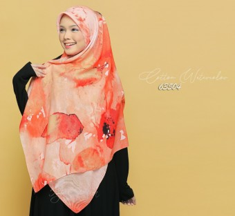 COTTON WATERCOLOR 63504