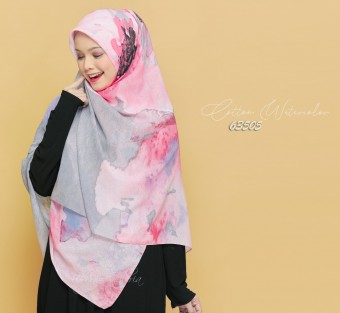 COTTON WATERCOLOR 63505