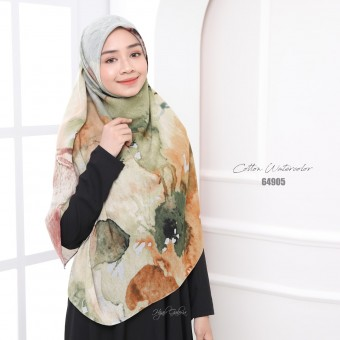 COTTON WATERCOLOR 64905
