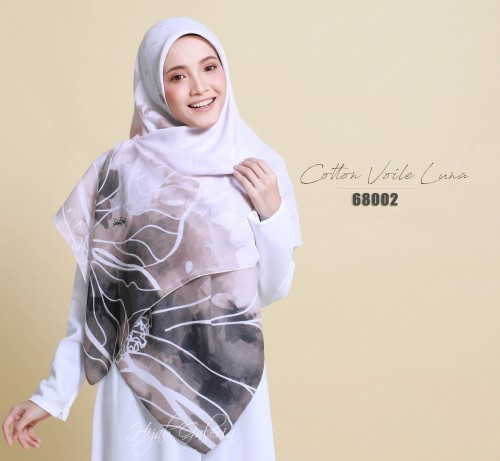 COTTON VOILE LUNA 68002