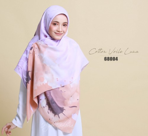 COTTON VOILE LUNA 68004
