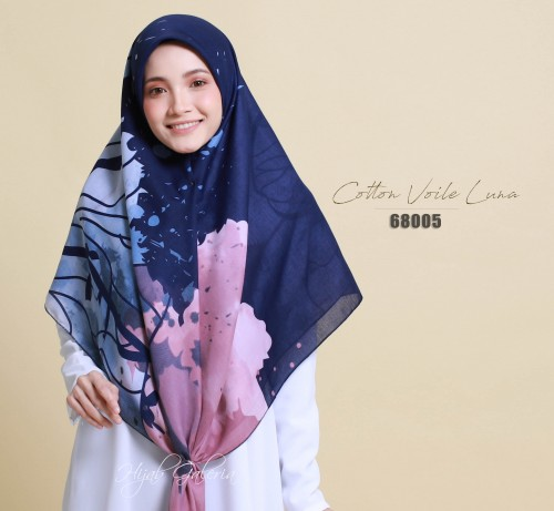 COTTON VOILE LUNA 68005