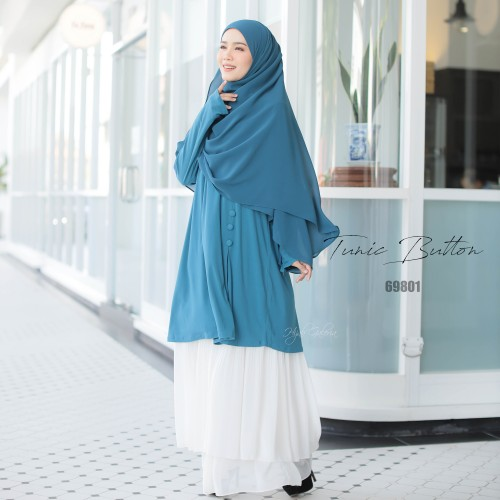 TUNIC BUTTON 69801