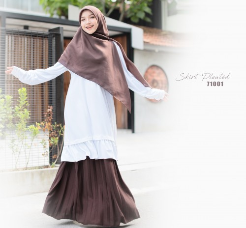 SKIRT PLEATED 71001