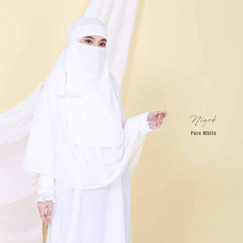 NIQOB PURE WHITE